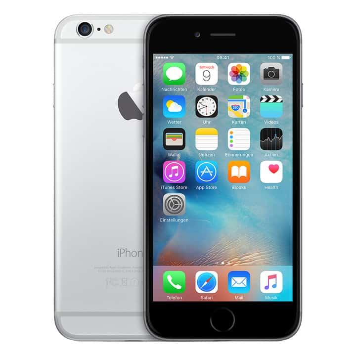 IPhone 6 Handyversicherung Schutzbrief Vergleich 2017
