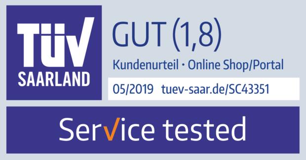 Assona TÜV Service 2019