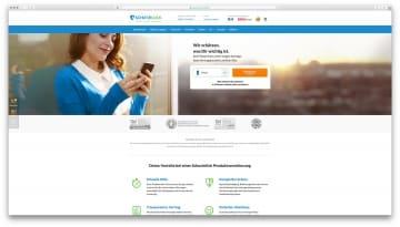 Schutzklick Webseite 2016