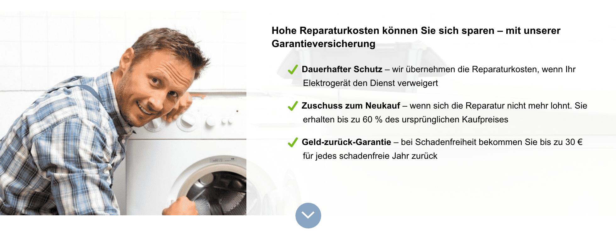 ErgoDirekt Garantieversicherung für Handys und Smartphones