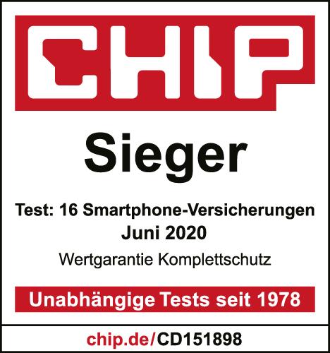 Chip Sieger Wertgarantie Juni 2020
