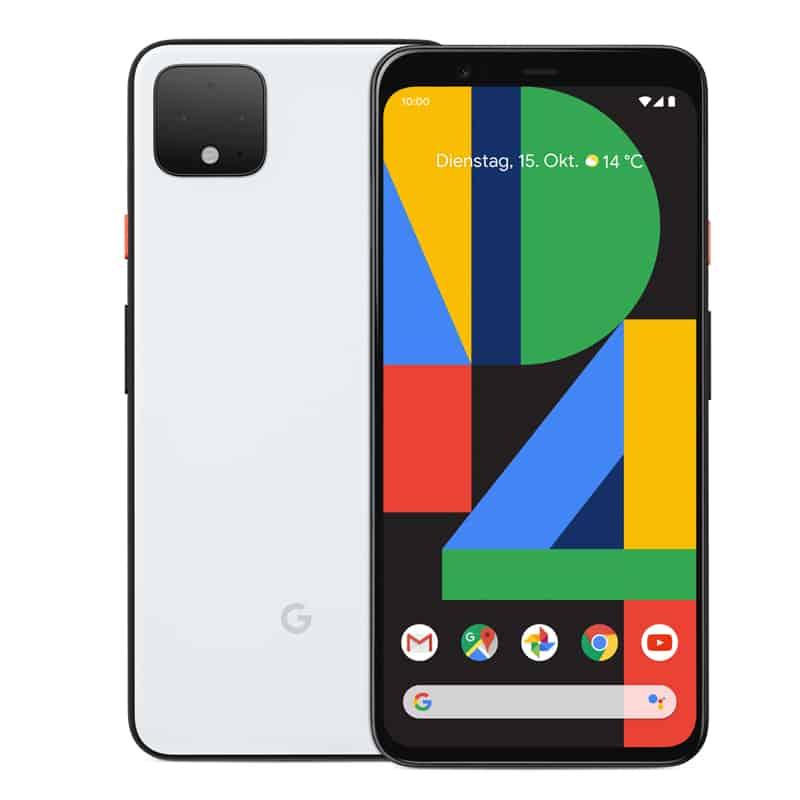 Google Pixel 4 Versicherung