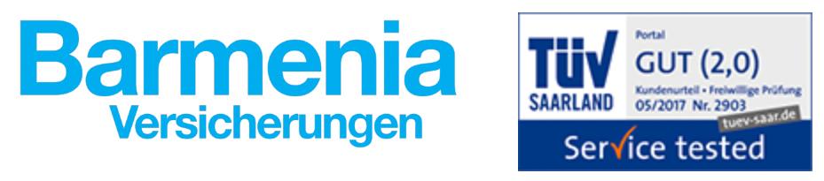 Protectonaut Barmenia Versicherung & TÜV Saarland